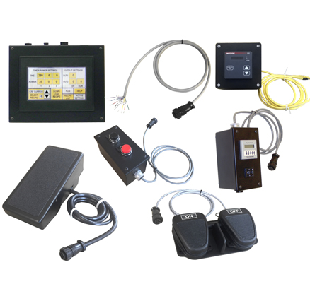 Induction Heater Controls